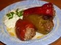 Pylneni chushki, traditional dish, Snowcamp Bulgaria