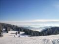 Pamporovo ski tracks, snowboarding with Snowcamp Bulgaria