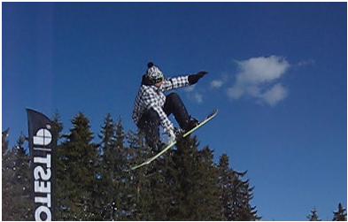 Board jumping 1.0