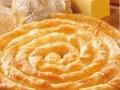 Banitza, traditional dish, Snowcamp Bulgaria