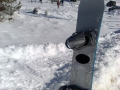 Snowboarding Kartola, Bulgaria