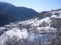Snowcamp Bulgaria, view of Momchilovci village