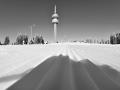 Pamporovo, Snezhanka tower, Snowcamp Bulgaria