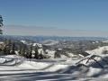 Pamporovo, panorama view, ski runs